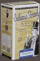 Solomon Grundy Gold Zinfandel Rose Style Wine Kit